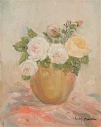 vase de fleurs by pierre laprade