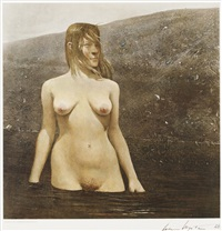 seabed by andrew wyeth