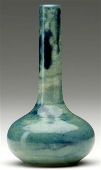 bud vase by grand feu art pottery