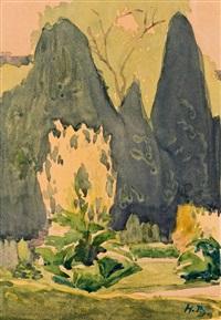 landschaft by hans böhler