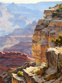grand canyon by clyde aspevig