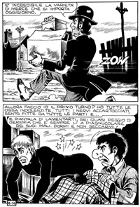 alan ford 1, 2, 3, 4 (2 works) by roberto raviola