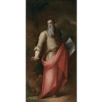 saint john by giovanni battista di matteo naldini