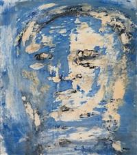 head ix by leon golub