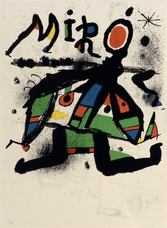 ausstellung galerie maeght 1978 by joan miró