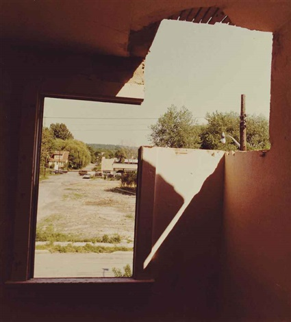 south east by gordon matta clark