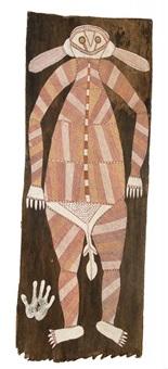 luma luma (the giant) by david milaybuma