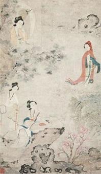 人物 by qiu ying