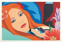 lulu, from metropolitan fine art by tom wesselmann