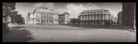 krasnoarmejcu square by josef sudek