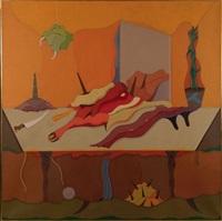 still life n°1 by jorge camacho