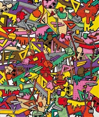 graffiti elements ii by ermon