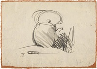 tea pot by claes oldenburg
