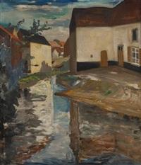 le ruisseau by marcel gillis