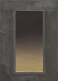 gold door by eric orr