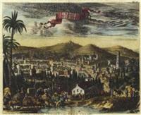 naukeurige beschryving van asie...mesopotamie, babylonie, assyrie, anatolie...arabie by d. olfert dapper