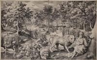 jeremias prophezeit den untergang jerusalems by nicolaes de bruyn