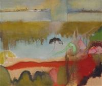landscape by irving petlin