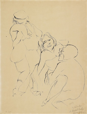 ball by george grosz