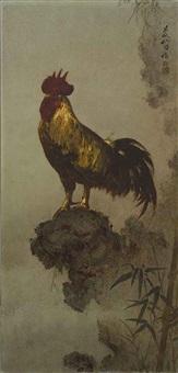 ayam jago (champion rooster) by lee man fong
