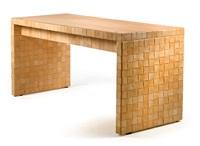 prototype of a desk by tito agnoli