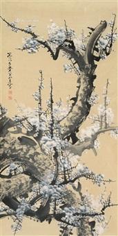 现代 雪梅 by guan shanyue