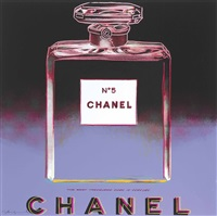 chanel (from ads) by andy warhol