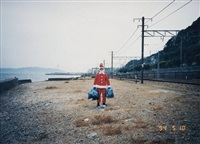 christmas in the southern hemisphere (in 2 parts) by shimabuku