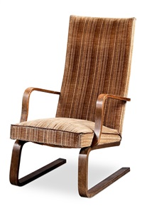 armchair by maija heikinheimo