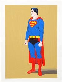 superman by mel ramos