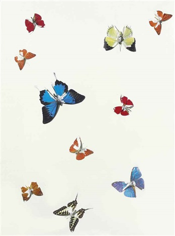my love is true by damien hirst