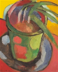 potted plant by michael kane