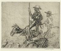 don quixote by edward hopper
