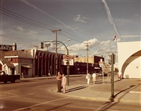 broad street, regina, saskatchewan by stephen shore