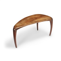 coffee table by wharton h. esherick