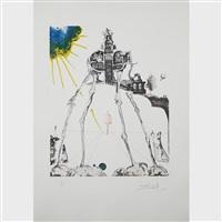 memories of surrealism (12 works) by salvador dalí