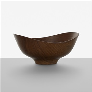 serving bowl by finn juhl