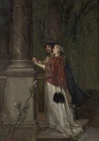 les jeunes fiancés by florent willems
