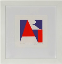 the american art by robert indiana