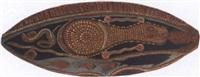 kunmanggur, the creator snake by bobyin nongah
