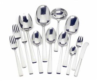 margrethe cutlery (set of 104) by annelise bjorner and rigmor andersen
