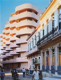 edificio solimar, soledad #205 (between san lázaro and animas), centro habana by robert polidori