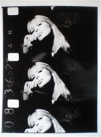 nico by gerard malanga and andy warhol