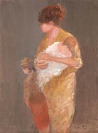 maternidad by jaime costa tur
