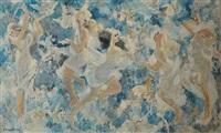 la danse des nymphes by andré mériel-bussy