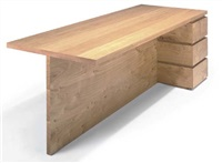 desk by john pawson