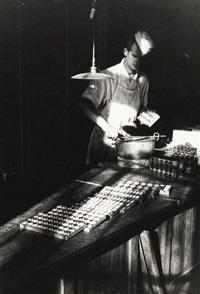 laboratorio di pasticceria no. 1 by mario gabinio