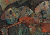 les fossoyeurs by v. agapov