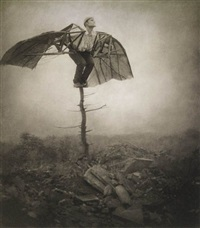 the book of life (portfolio of 10, w/introduction by lance speer, essay by john wood and poems by morri creech) by robert & shana parkeharrison