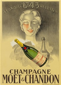 champagne moãt & chandon by paul igert